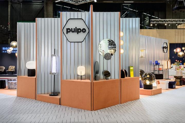 pulpo, stand Maison&Objet