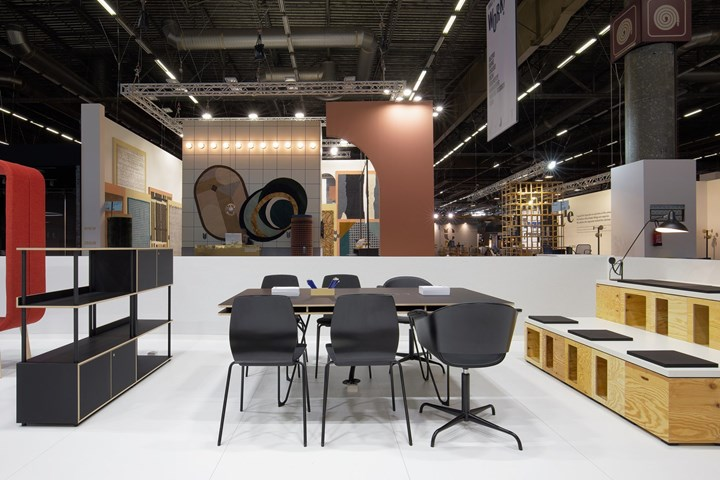 New Solutions for Tomorrow's Working Spaces