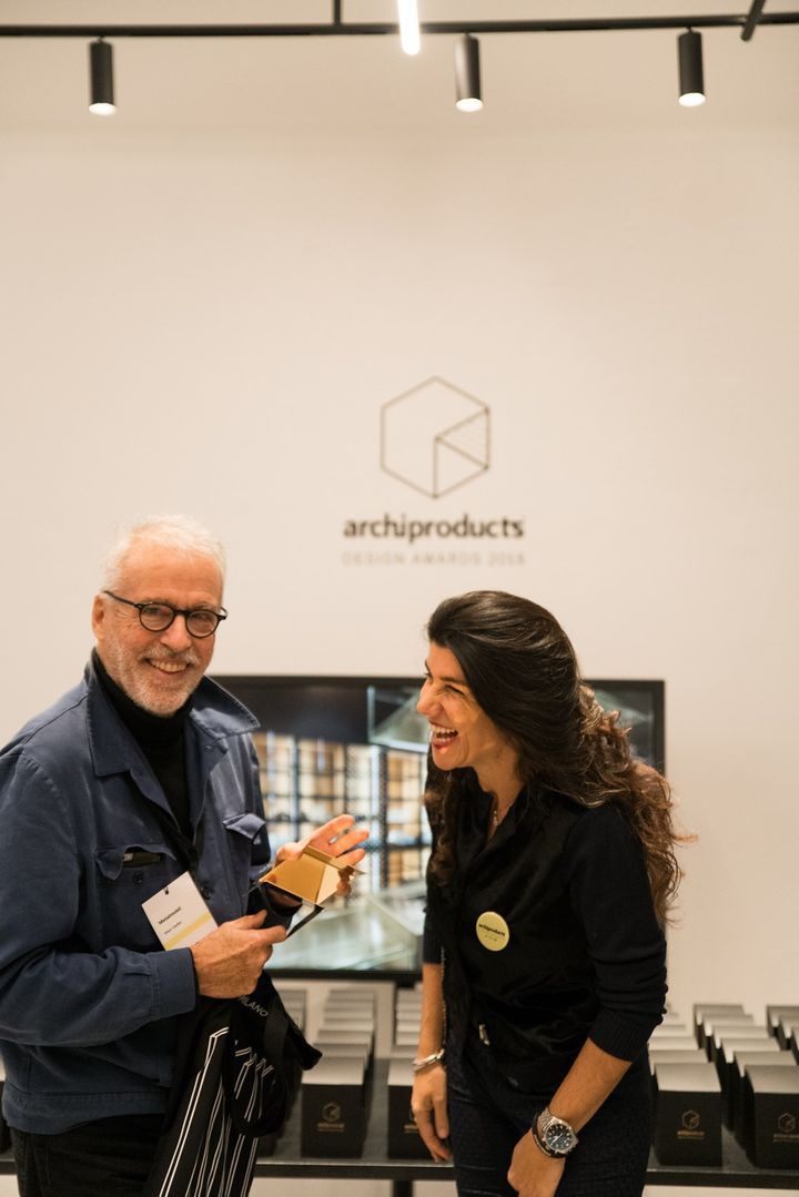 Gala Archiproducts Design Awards 2018