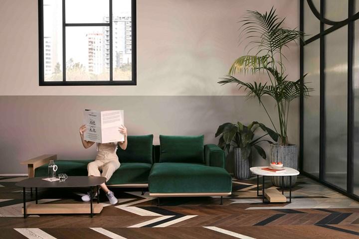 Lebom: Sofas for Creative Minds