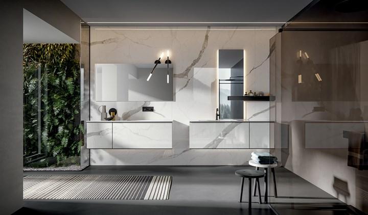 Discover Bathroom at Cersaie