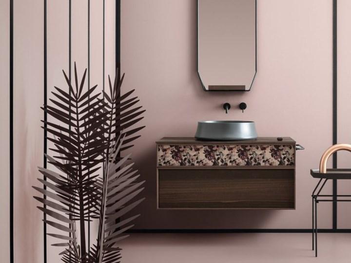 Bathroom Inspired by the Fashion of Elsa Schiaparelli