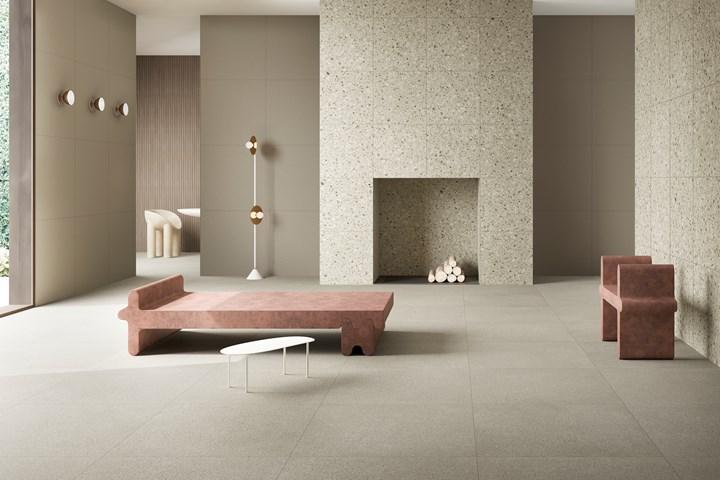 CementMix by VitrA. Organic, Minimalistic, Urban