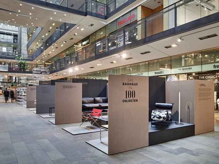 BNDNWK, stilwerk, exhibition 'Das Bauhaus in 100 Objekten'
