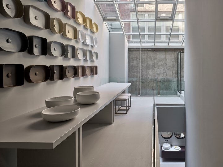 Ceramica Cielo - Opening Showroom New York