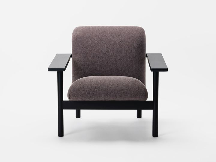 Armchair Inspired by Japanese Character