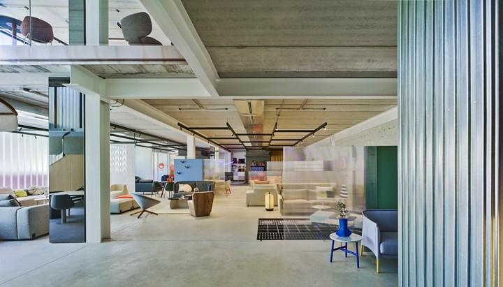 Sancal Headquarters Renovation 2019 © David Frutos