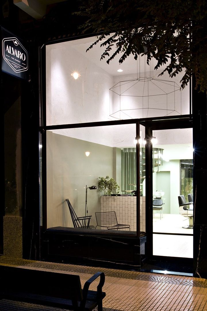 Alvaro Barbershop Logrono_DIriondo_Wireflow