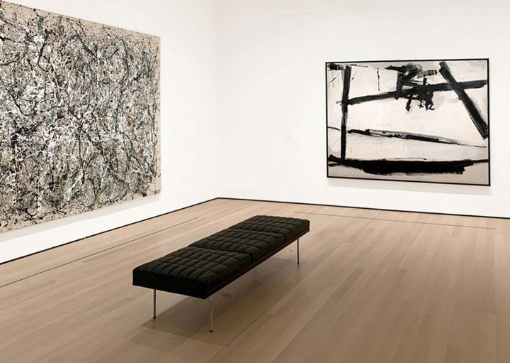 Tuxedos at the MoMA - Courtesy of BassamFellows