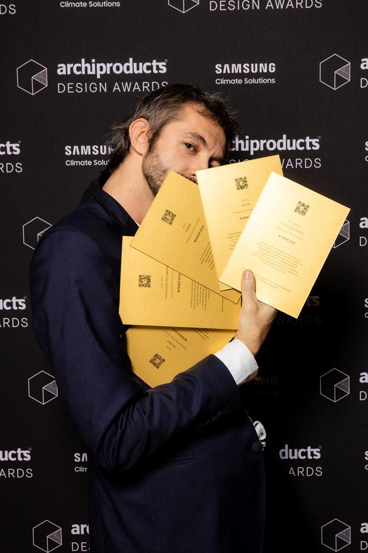 Archiproducts Design Awards 2019   Francesco Lissoni - Lissoni Studio