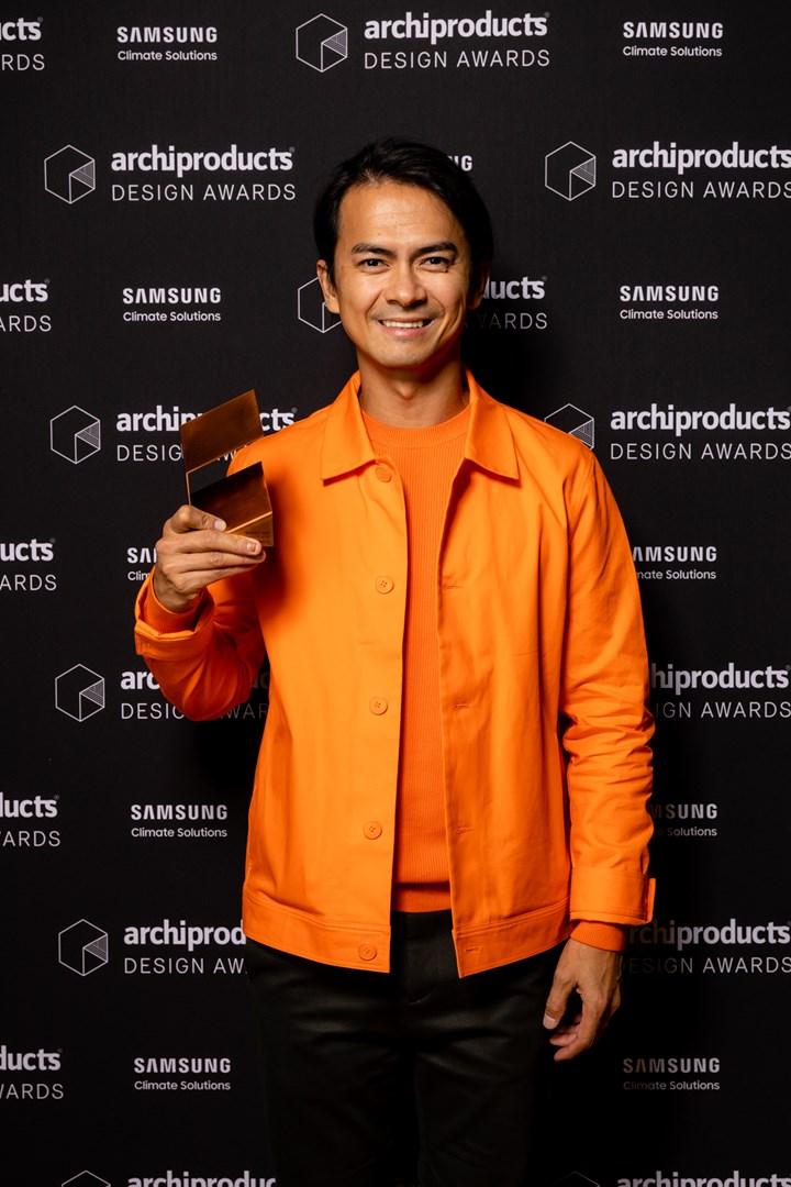 Archiproducts Design Awards 2019   Jeffrey Ibañez - IMPACT ACOUSTIC
