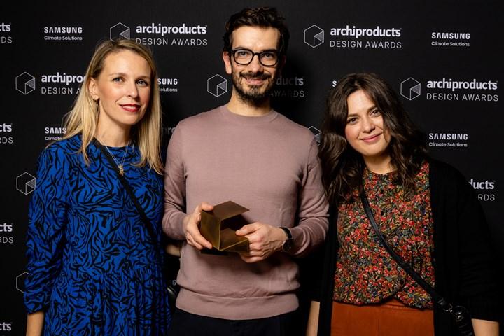 Archiproducts Design Awards 2019   Raquel Pacchini, Andrea Steidl, Jessica Bonaccio - àr.o studio