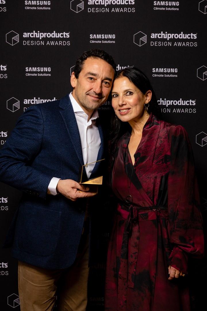 Archiproducts Design Awards 2019   Gabriele Salvatori - SALVATORI   Elisa Ossino