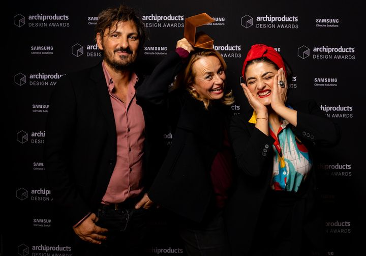 Archiproducts Design Awards 2019   Marco Morandini, Eleonore Cavalli - VISIONNAIRE   Sara Ricciardi