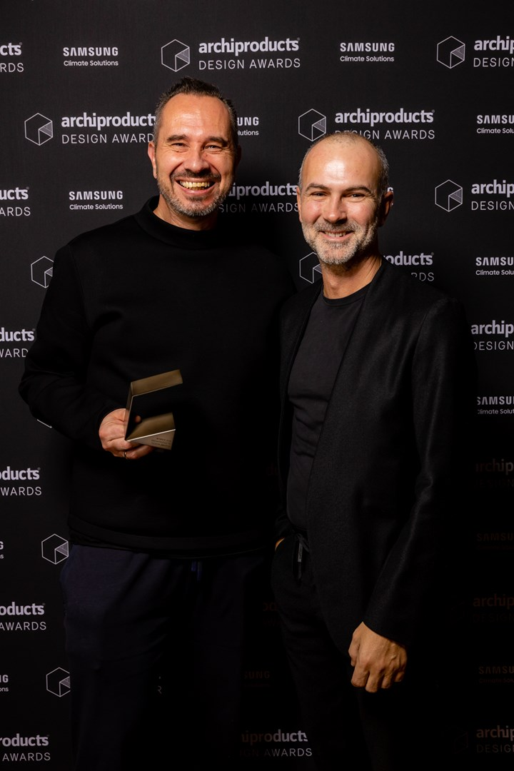 Archiproducts Design Awards 2019   Alain Gilles   Enzo Maiorano - Archiproducts
