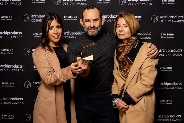 Archiproducts Design Awards 2019   Federica Cameli – TALENTI   Roberto Palomba e Ludovica Serafini - Ludovica+Roberto Palomba