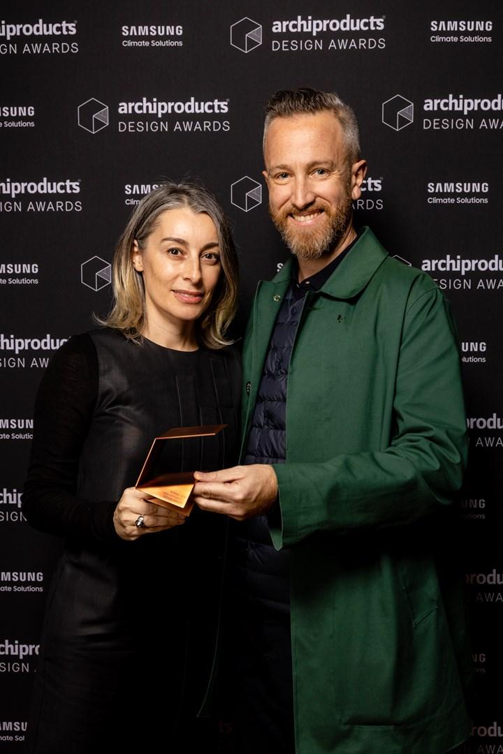 Archiproducts Design Awards 2019   Martina Marson - CESAR   Vicente García Jimenez - GARCIA CUMINI ASSOCIATI