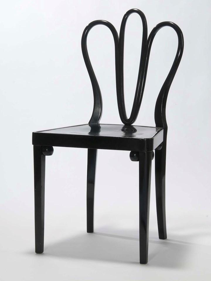 Josef Hoffmann, chair, 1910 © MAK/Nathan Murrell