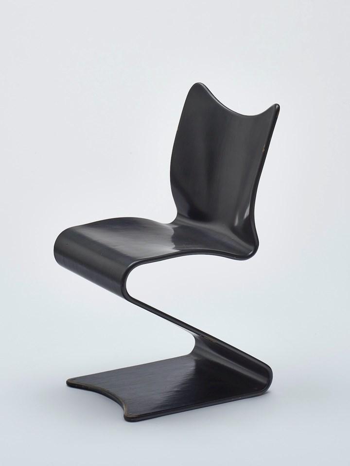 Verner Panton, S-Chair, 1956 © MAK/Georg Mayer