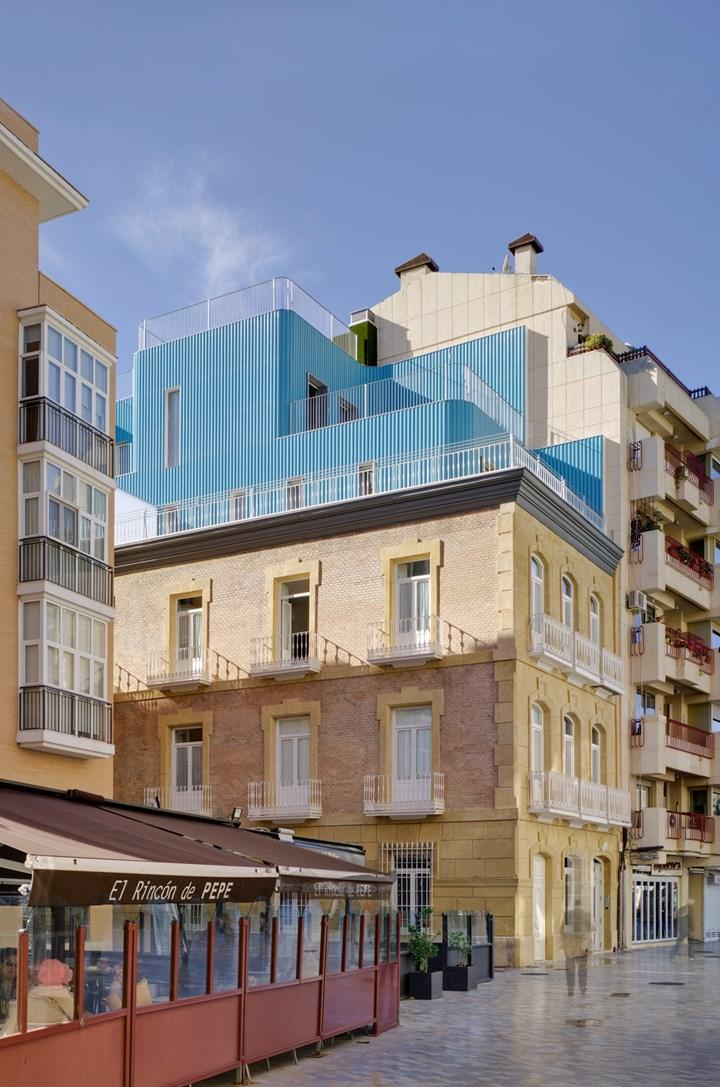 Tívoli building - Ph. David Frutos