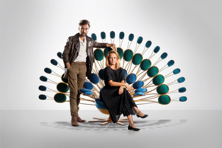 Marc Ange + Eleonore Cavalli