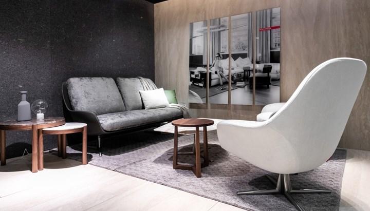 Flexform al Salone del Mobile.Milano Shanghai