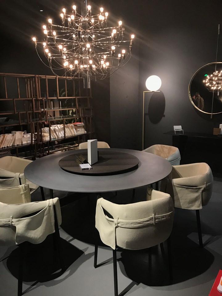 Living Divani, showroom Beijing