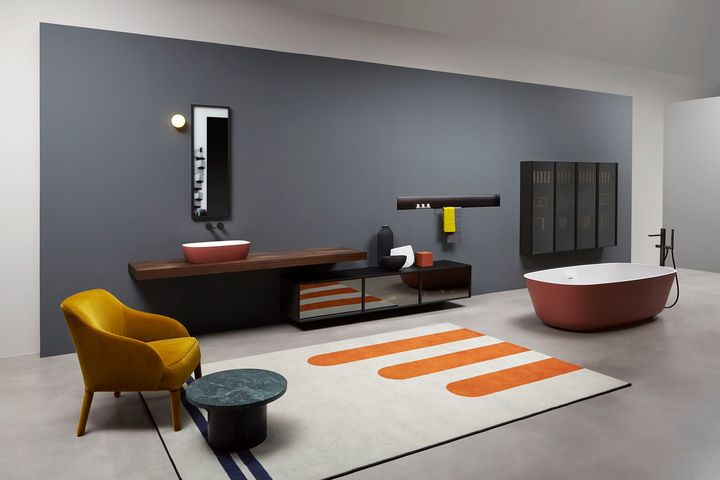 Antoniolupi Space Changes Its Look