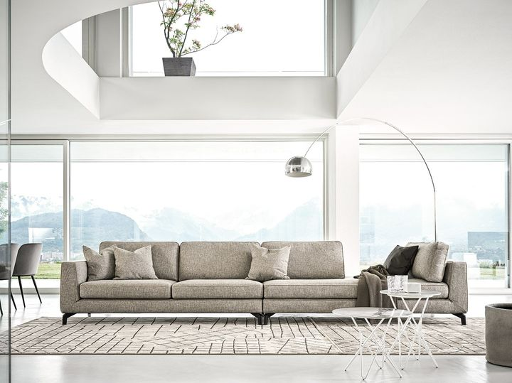 The Living Area According to Calligaris