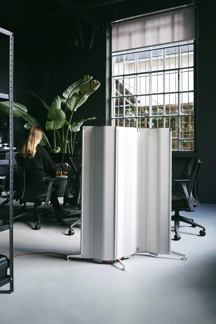 Flessibilità e calore negli uffici open space