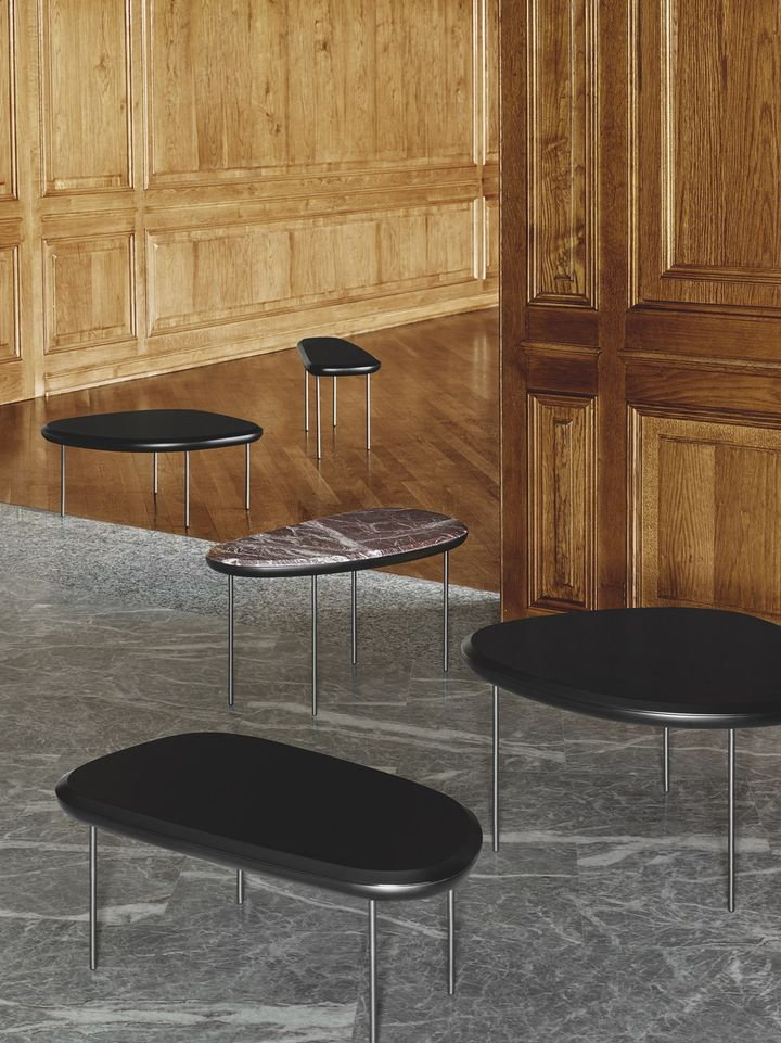 Pebble Low Table