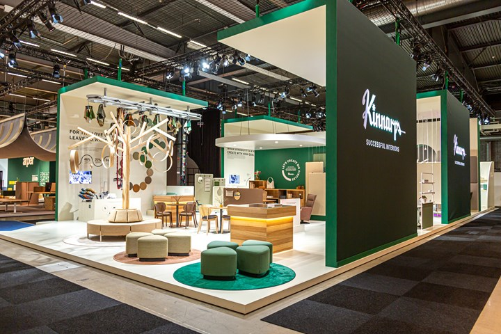 Kinnarps at Stockholm Furniture & Light Fair