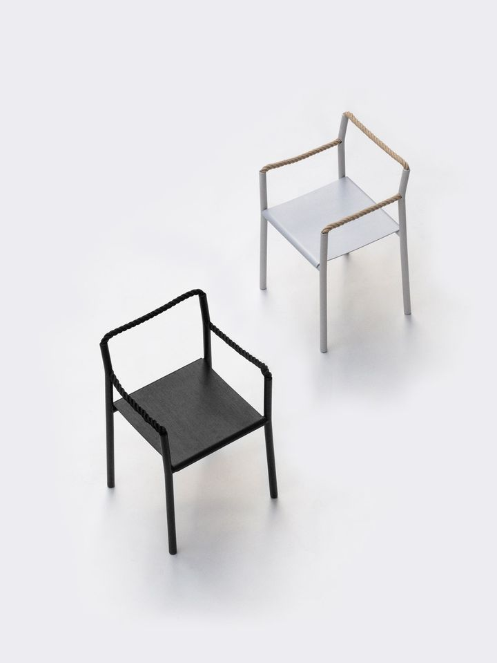 Rope Chair_Photo: Studio Bouroullec_Copyright exploitation rights with Artek