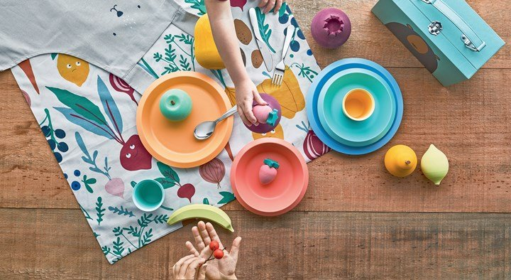 Giro Kids collection, Ben van Berkel/UNStudio per Alessi