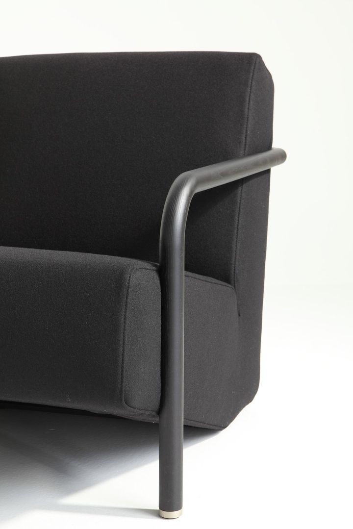 Lullaby Armchair Changing Its Look