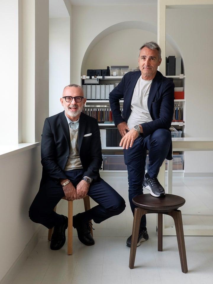 Massimo Formenton, Aldo Parisotto