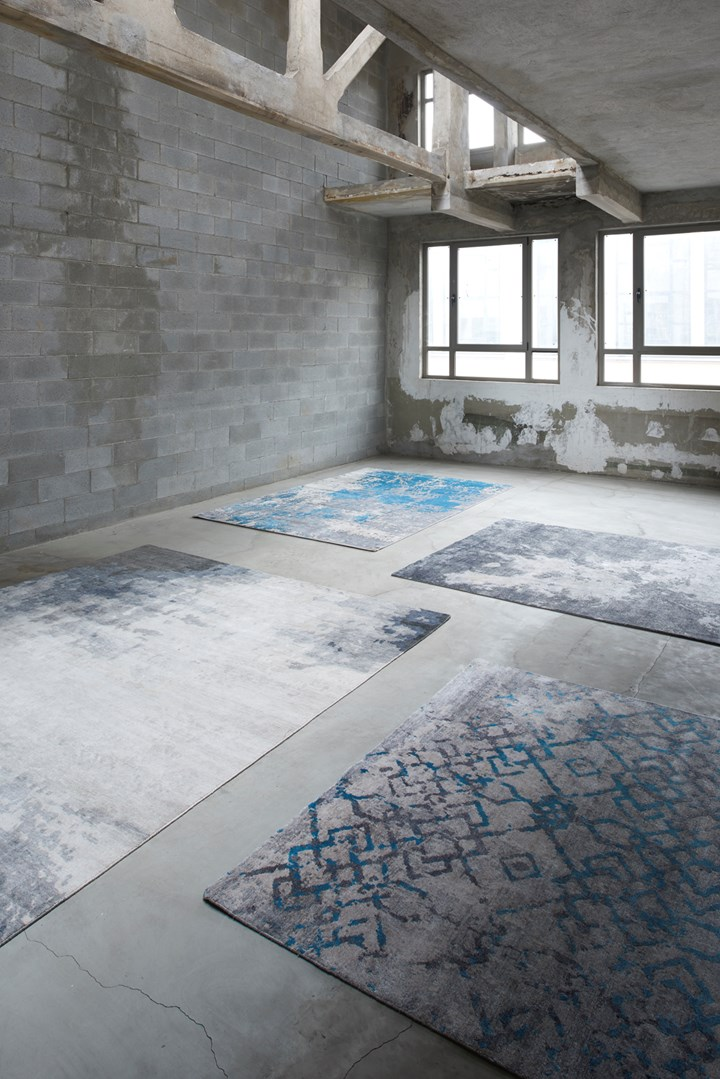 Loft, the new Rugs Collection by Mohebban