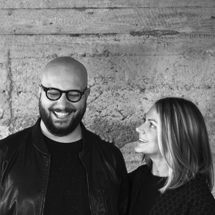 Domenico Santoro and Francesca Puddu