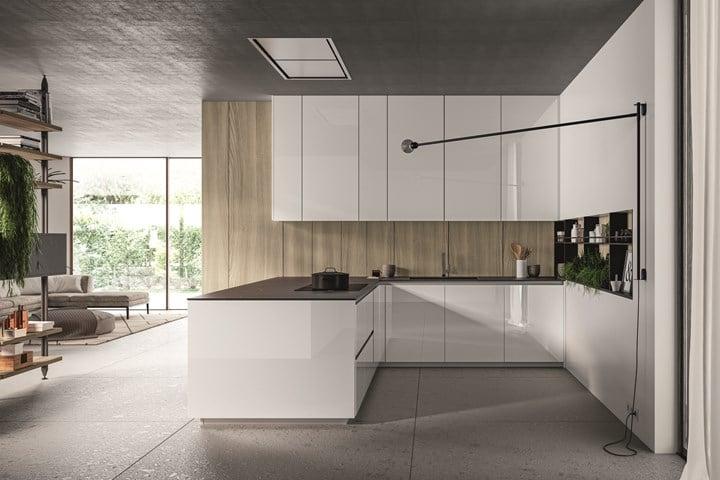 Glass 2 0 Il Nuovo Ambiente Cucina Firmato Arredo3