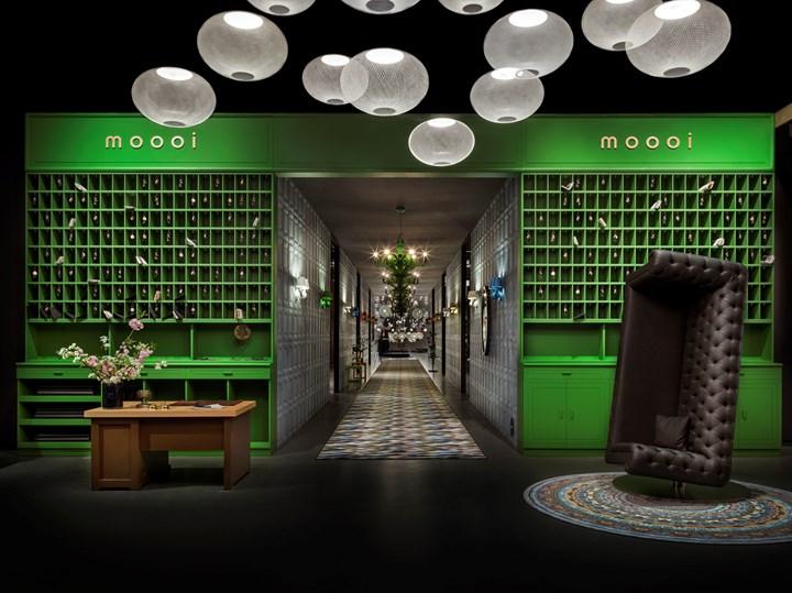 Moooi Exhibition, Milan 2018