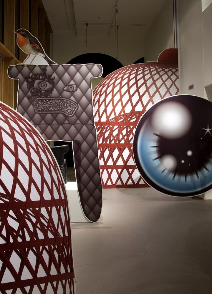 Moooi Exhibition, Milan 2010