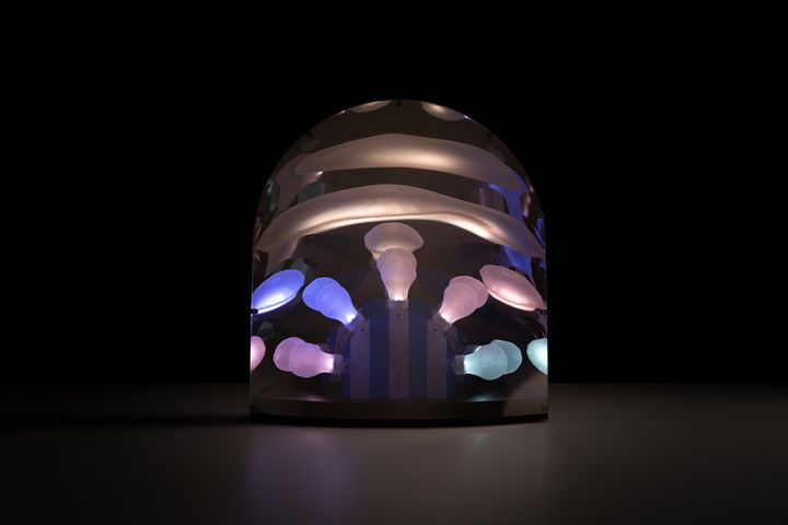 The New Moooi Lamp Brings Disco Fever to Any Home