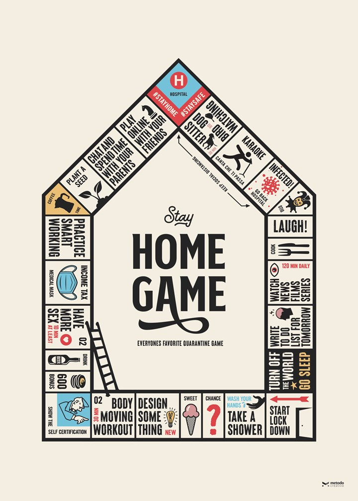 Stay Home Game - DAC
