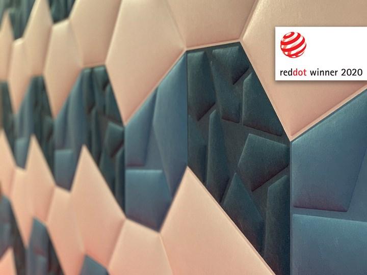GEN_VMT Wins Red Dot for Outstanding Design Quality