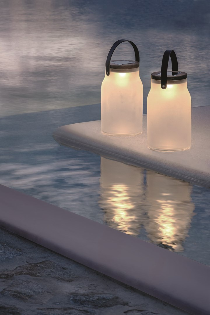 Ethimo Light Up the Outdoor With Milk