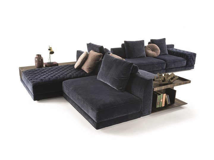 Miller by Frigerio: relax, from the living to the night area