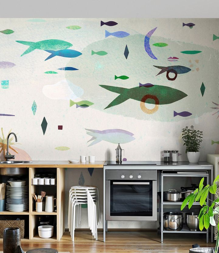 New wallpapers inspired by the amazing palette of nature's colours