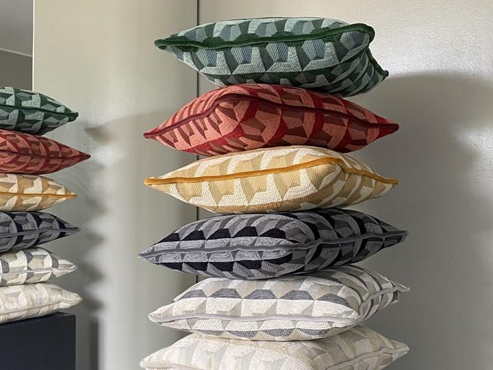 Relief: 3D Effect Fabrics