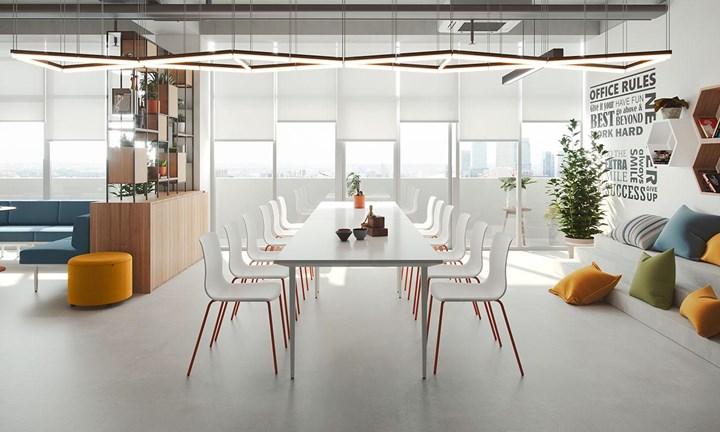 Noom 50 by Actiu: Bringing Spaces Together