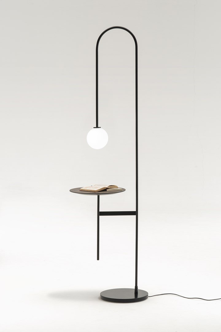 Living Divani, Light with a table